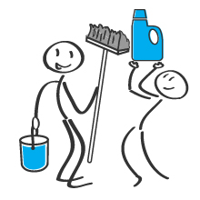 Fire & Smoke Damper Cleaning services icon